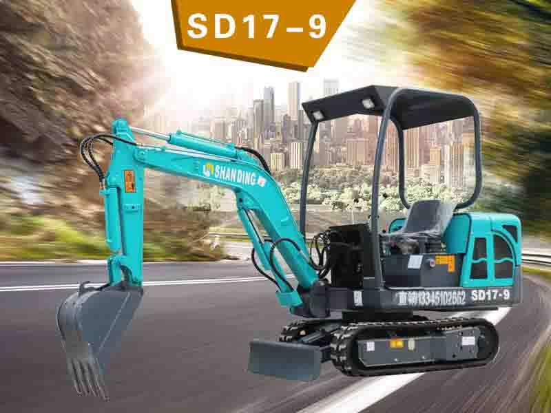 SD17-9履帶挖掘機